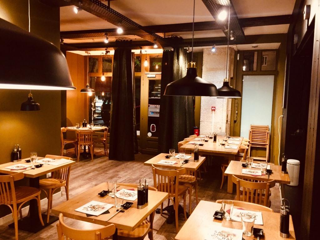 Restaurant Samourai sushis Dijon